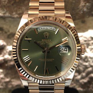 Rolex Day-Date , Ref. 228235, neu/ungetragen 11/2020