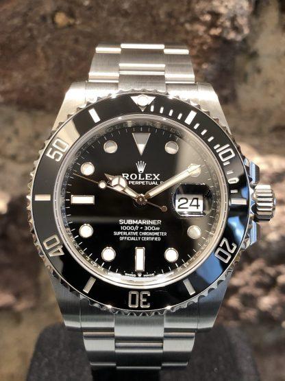 Rolex Submariner Date, Ref.: 126610LN, neu/ungetragen 10/2020
