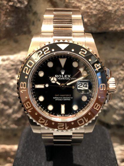Rolex GMT-Master II, Ref.: 126715CHNR, neu/ungetragen,12/2020, LC100