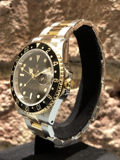Rolex GMT-Master II, Ref.: 16713, Fullset