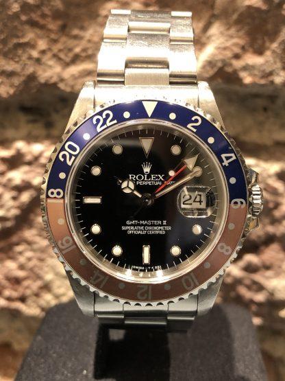 Rolex GMT-Master II Pepsi, Ref.: 16710