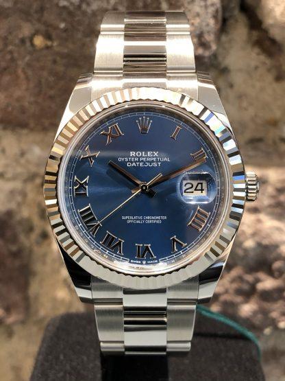 Rolex Datejust 41mm, Ref.: 126334, neu/ungetragen 06/2020