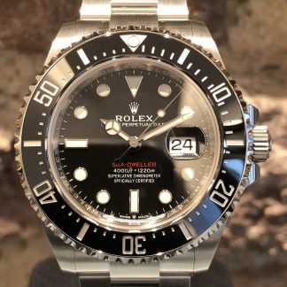 Rolex Sea-Dweller Single Red, Ref.: 126600 LC EU 10/2020