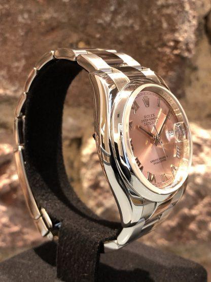 Rolex Datejust 36, Ref.: 116200, sehr guter Zustand, 10/2010