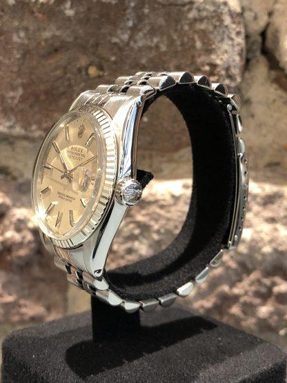 Rolex Datejust 36, Ref.:16014, sehr guter Zustand, ohne Papiere