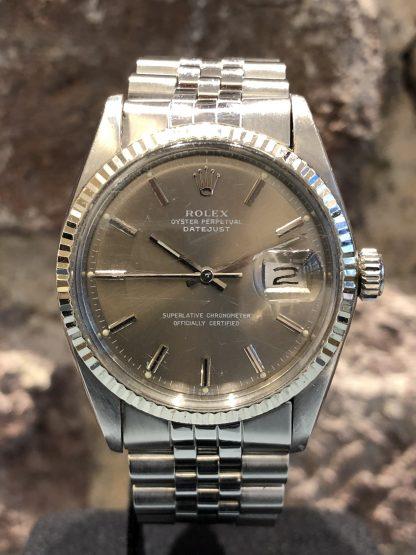 RolexDatejust 36, Ref.:1601, guter Zustand, ohne Papiere