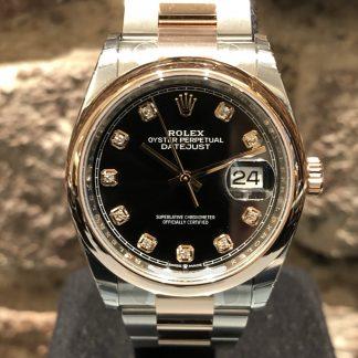 Rolex Datejust 36, Ref.: 126201, neu/ungetragen 01/2020
