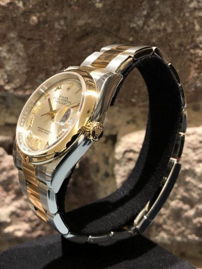 Rolex Datejust 36, Ref.: 126203, LC100 vollverklebt