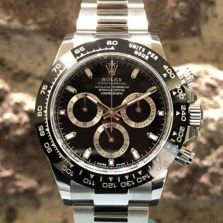 Rolex Daytona, Ref.: 116500LN, Neu und Ungetragen, 11/2020 LC100