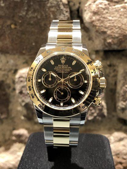 Rolex Daytona Black Dial, Ref.: 116503, neu/ungetragen 12/2020