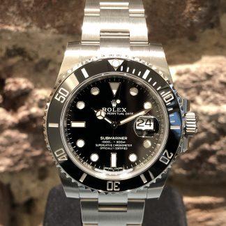 Rolex Submariner Date, Ref.: 116610LN, Ungetragen, Vollverklebt LC100