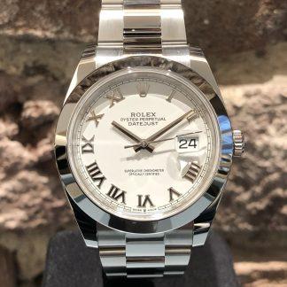 Rolex Datejust 41mm, Ref.: 126300, neu/ungetragen 04/2021,