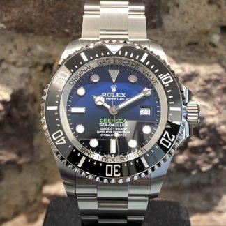 Rolex Sea-Dweller Deepsea D-Blue, Ref.: 126660, neu/ungetragen 01/2021