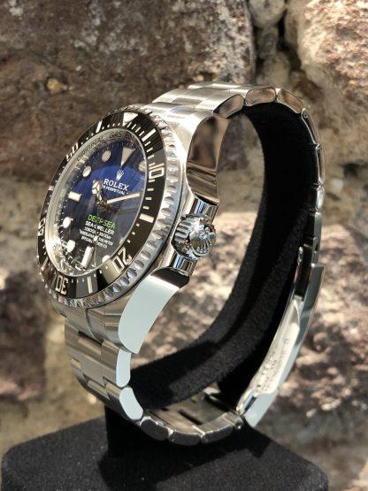 Rolex Sea-Dweller Deepsea D-Blue, Ref.: 126660, neu/ungetragen 02/2021