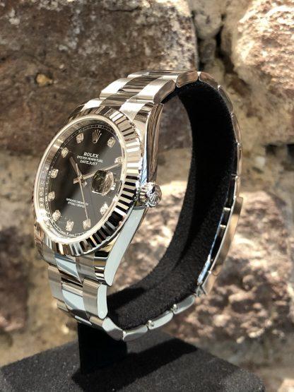 Rolex Datejust 41mm, Ref.: 126334, neu/ungetragen 12/2020, LC EU