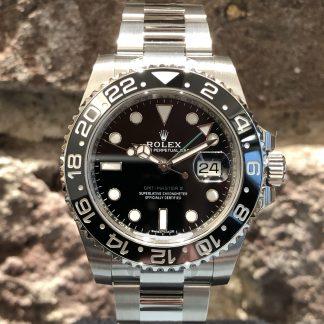 Rolex GMT-Master II, Ref.: 116710LN, neu/ungetragen 02/2019, vollverklebt