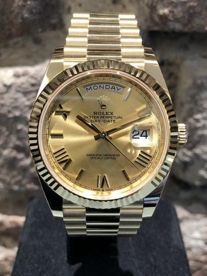Rolex Day-Date 40, Ref.:228238, neu/ungetragen 12/2020